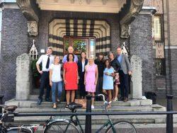 Summit in Amsterdam
